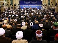 رهبر انقلاب: فلسطین آزاد خواهد شد/ اعلام پایتختی قدس از روی عجز آنهاست
