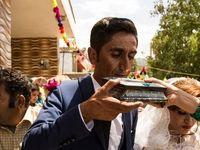 عروسی پررنگ بختیاری +تصاویر