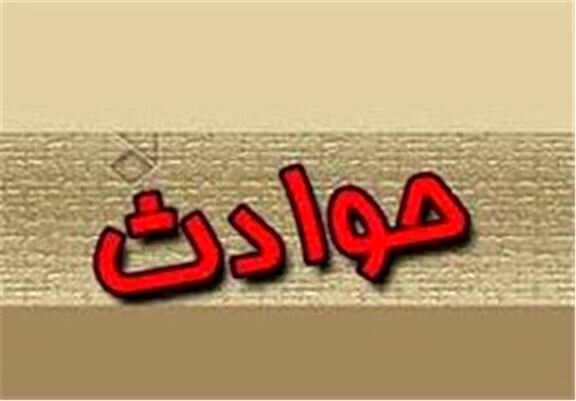 برخورد با قطار جان یک عابر را در شریف آباد البرز گرفت