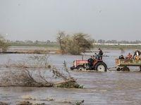 خسارت اولیه سیل خوزستان 2هزار و540میلیارد ریال برآورد شد