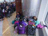 قطع برق در فرودگاه هارتسفیلد آتلانتا +تصاویر