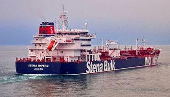 تقاضای مالک کشتی توقیف شده انگلیسی برای دیدار با خدمه