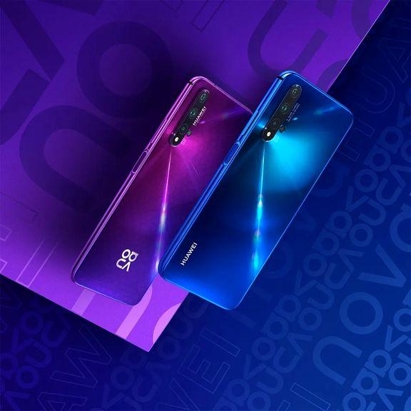سربلندی گوشی Huawei nova 5T در چالش اجرای بازیهای سنگین