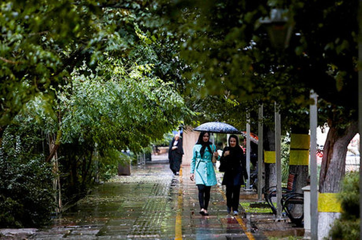 افزایش ۴۹ درصدی بارش در پاییز ۹۷