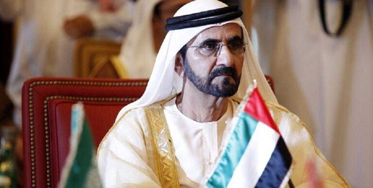 پیام توییتری نخست وزیر امارات درباره دیدار با امیرعبداللهیان
