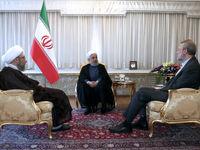تغییرات در جهان نمیتواند در ثبات و امنیت کشور تاثیر داشته باشد/ پنج اصل مورد تاکید قوا در حمایت از کالاهای ایرانی