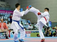 کاراته ایران در جایگاه نخست جهان