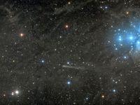 آسمان فردا میزبان دو پدیده نجومی +عکس