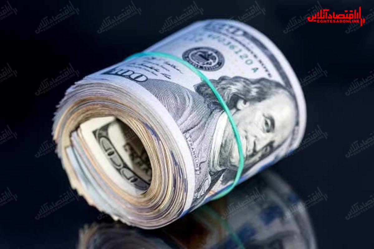 شاخص دلار افت کرد