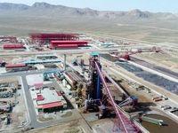ثبت رکورد تولید در فولاد سفیددشت طی آبان امسال/ تولید بیش از ۷۰هزار تن آهن اسفنجی در ۳۰روز