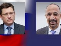 وزیران انرژی روسیه وعربستان درباره نفت گفت وگو کردند