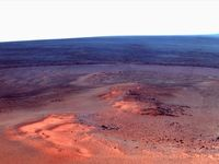 100فضاپیما یک میلیون نفر را به مریخ میبرد