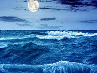 هم زمانی زلزله امشب با افزایش نیروی جزر و مدی