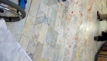 چاقوکشی خانوادگی در بیمارستان