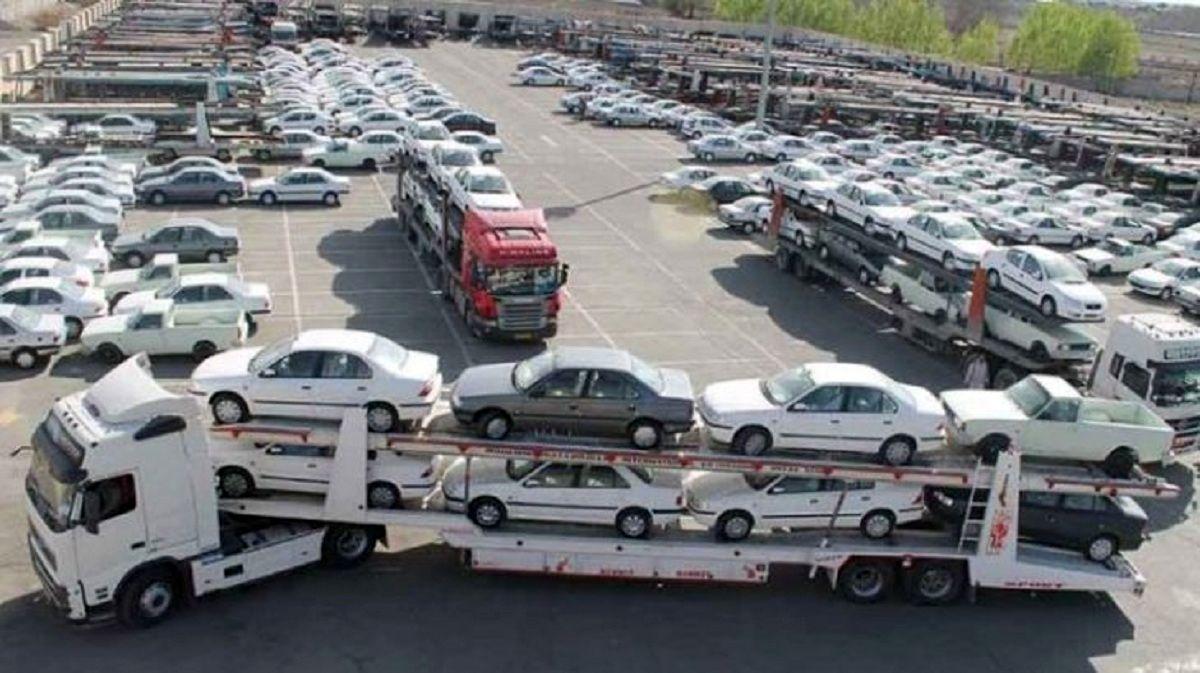 رشد یک تا ۱۲میلیون تومانی قیمت خودروها نسبت به ابتدای هفته
