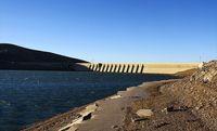 کاهش چهار درصدی حجم آب موجود در مخازن سدها