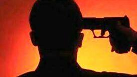 خودکشی نافرجام در پل اتوبان مدرس +فیلم