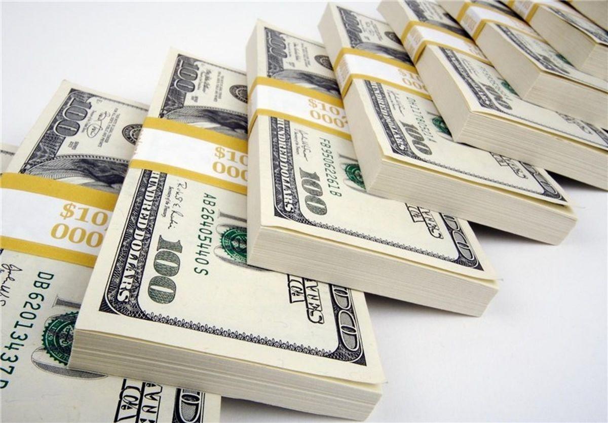 قیمت دلار ۵ اردیبهشت ماه۱۴۰۰