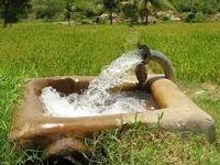 ۹۲درصد منابع آب صرف بخش کشاورزی میشود