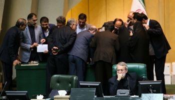 انتخابات هیات رئیسه مجلس شورای اسلامی +تصاویر