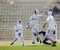 یک اتفاق عجیب دیگر در فوتبال بانوان