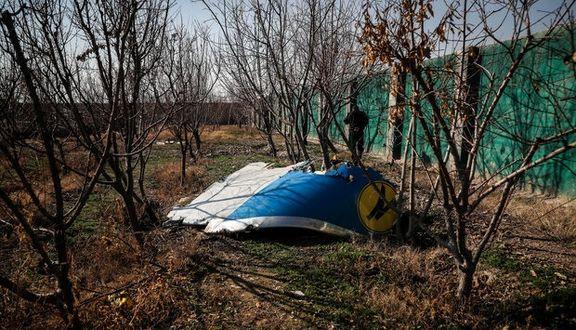 درخواست کییف از آلمان برای کمک به تحقیقات سقوط هواپیما
