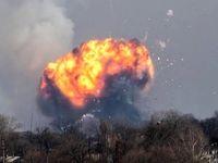 انفجار نیسان هنگام سوختگیری حادثه آفرید
