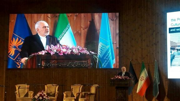 ظریف: تهدیدات ترامپ، تبلور تنفر ناشی از حقارت است