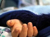 مرگ پسر ۴ ساله مقابل چشمان پدر
