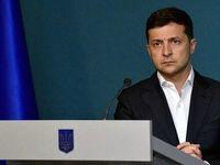 رئیس جمهوری اوکراین کرونا گرفت