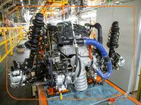 موفقیت موتور خودروی شاهین در آزمونهای عملکردی/ نمونه سازی قطعات موتور شاهین توسط تامین کنندگان داخلی