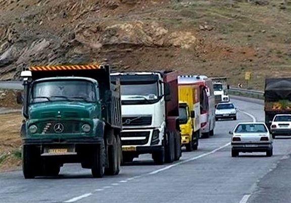 ممنوعیت تردد کامیون در تهران در تاسوعا و عاشورا