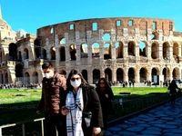 ایتالیا باز هم در مرگ بر اثر کرونا رکورد زد