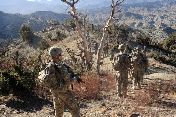 آمریکا ۴۰۰۰نیروی خود را از افغانستان خارج میکند