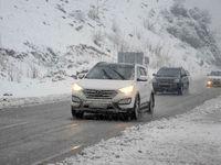 باران و برف بسیاری از جادههای کشور را فرا گرفت