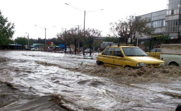 افزایش احتمال طغیان رودخانهها و سیلاب در تهران