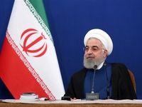 روحانی: بستههای حمایتی تا پایان سال ادامه دارد/ دوره اپیدمی کرونا طولانی خواهد بود