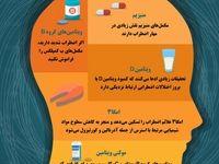 ویتامینهایی که علائم اضطراب را کاهش میدهند
