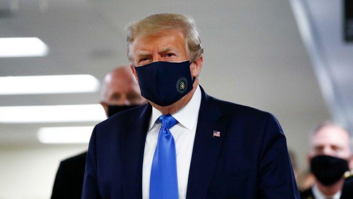 ترامپ رأی خود را به صندوق انداخت