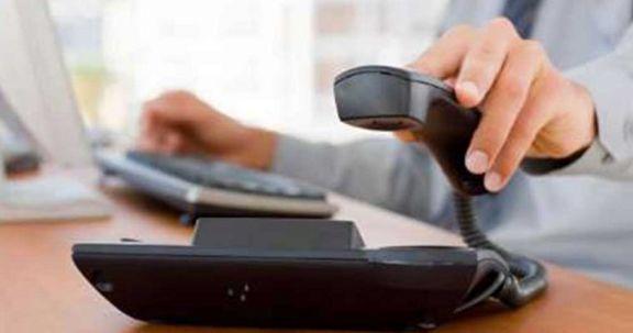 واردات تلفن ثابت به ۲۰تن رسید