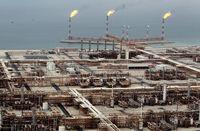 ٨۵٠ میلیون مترمکعب؛ برداشت روزانه گاز از پارس جنوبی