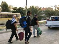 فوت ۳۰زائر ایرانی در کربلا