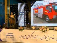 رونمایى از دو محصول جدید بهمن دیزل در سال٩٩/ صادرات کامیونت شیلر داخلى به سوریه و عراق