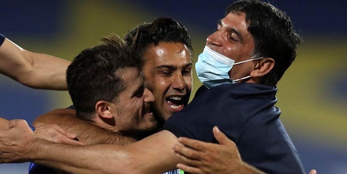 مجیدی از فینال جام حذفی محروم شد