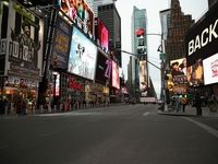 تعطیلی نیویورک تا ۲۷ فروردین تمدید شد