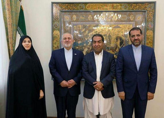 اعضای هیات پارلمانی ایران دربینالمجالس جهانی با ظریف دیدار کردند