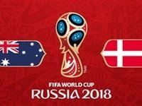 استرالیا و دانمارک به تقسیم امتیاز رضایت دادند