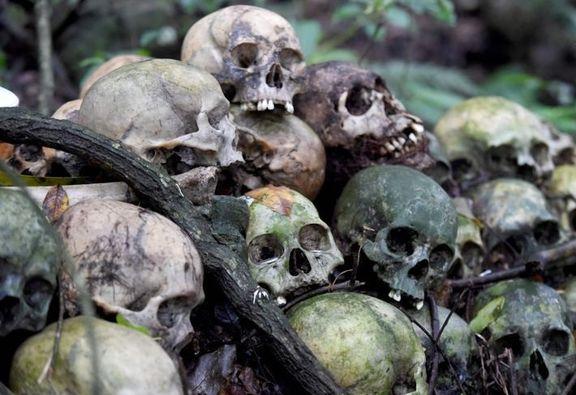 کرونا و مردگانی که همچنان در فضای باز میپوسند +تصاویر