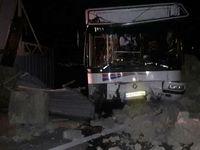 جزئیات تصادف اتوبوس در اسلام آباد کرج