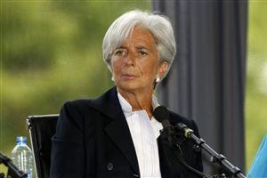 """""""کریستین لاگارد"""" رسما رئیس بانک مرکزی اروپا شد"""